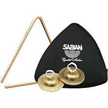 Sabian B8 Triangle Pack