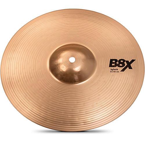 Sabian B8X Splash Cymbal-thumbnail