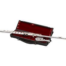 Brio BAF-2 Series Alto Flute Silver Curved & Straight Head