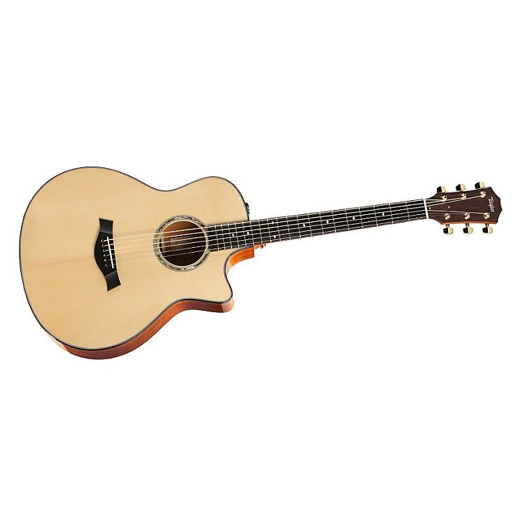 TaylorBAR-6 Baritone Mahogany/Spruce 6-String Acoustic-Electric Guitar