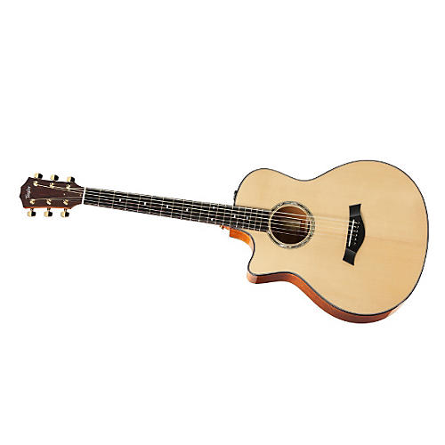 Taylor BAR-6-L Baritone Mahogany/Spruce 6-String Left-Handed Acoustic-Electric Guitar