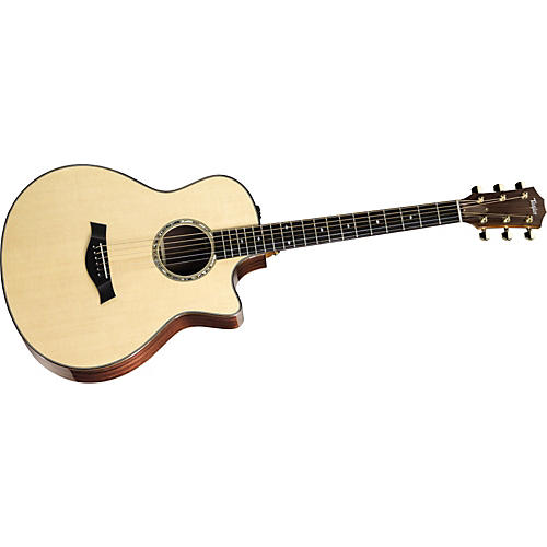 Taylor BAR-6-L Baritone Rosewood/Spruce 6-String Left-Handed Acoustic-Electric Guitar-thumbnail