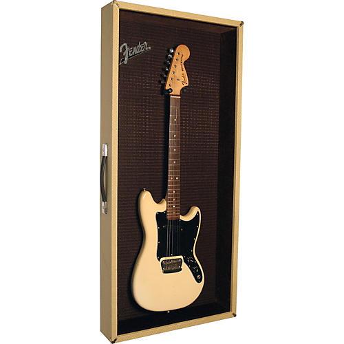 Fender BASSMAN CONVERTIBLE GUITAR DISPLAY CASE