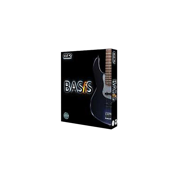 Big Fish BASiS Bass Virtual Instrument Software