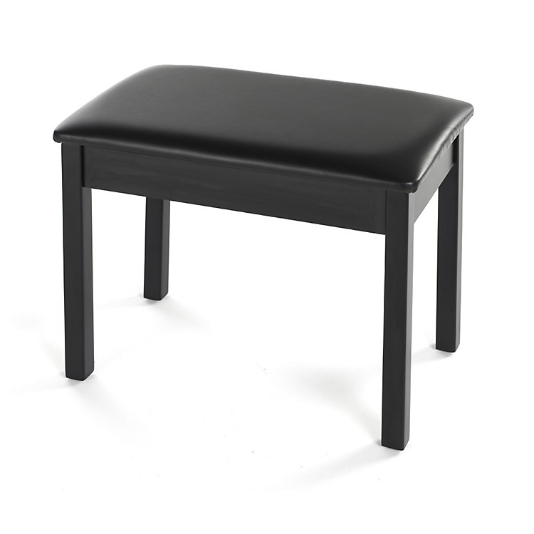 Yamaha BB1 Padded Piano Bench Black Wood