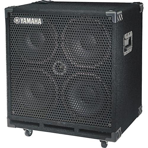 Yamaha bbt410s 4 x 10 bass speaker cabinet musician 39 s for Yamaha 10 speaker