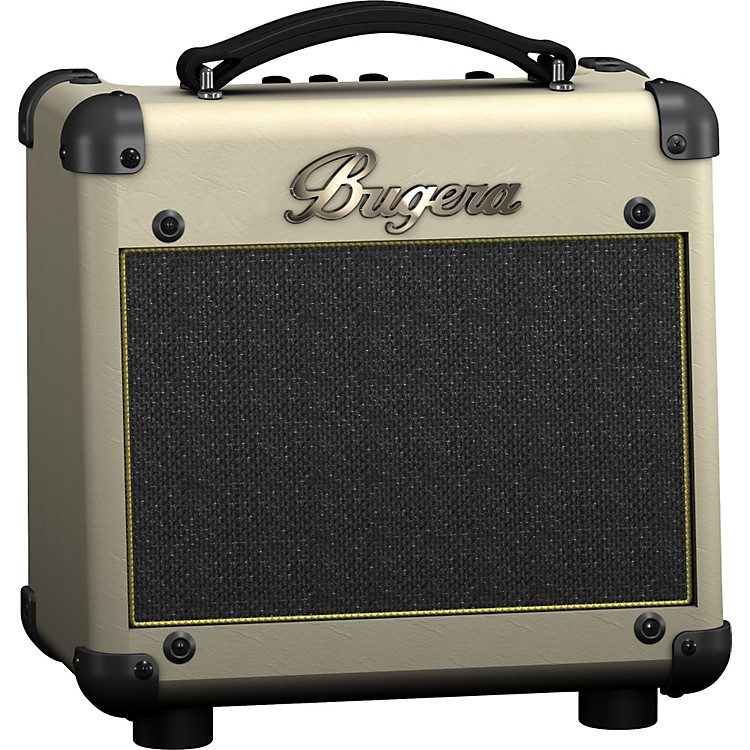 bugera bc15 15w 1x8 vintage tube guitar combo amp cream musician 39 s friend. Black Bedroom Furniture Sets. Home Design Ideas