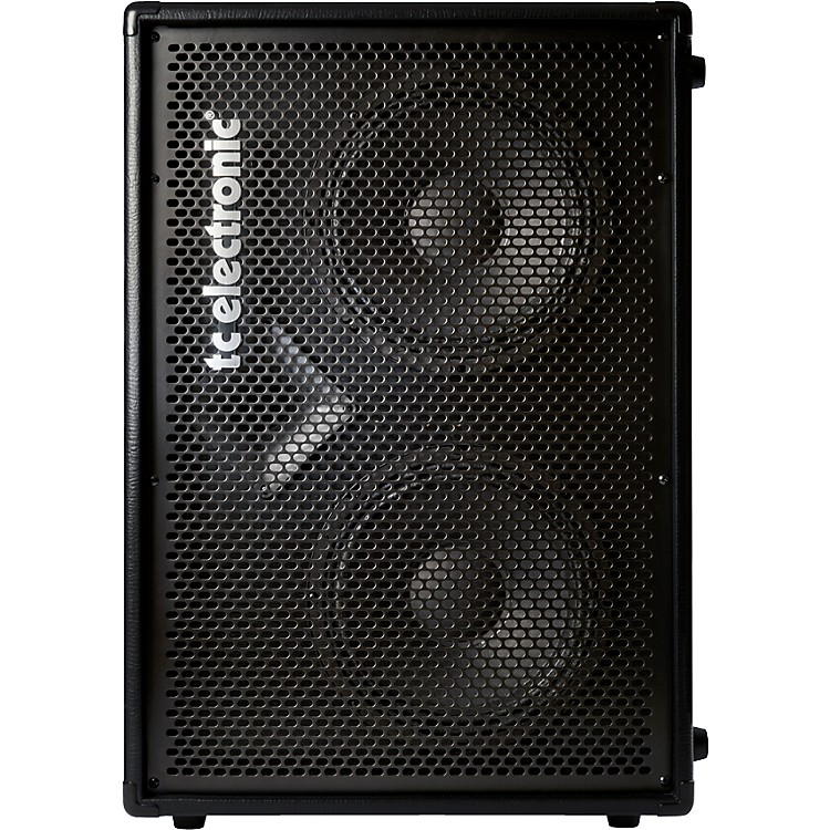 TC Electronic BC210 2x10 Bass Speaker Cabinet Black 8 Ohm