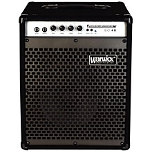 "Warwick BC40 40W 1x10 Bass Combo w/2"" Horn Level 1 Black"