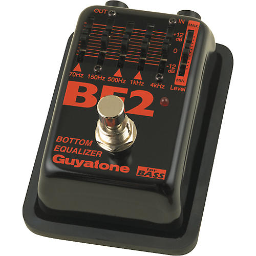 Guyatone BE-2 Bottom Equalizer for Bass