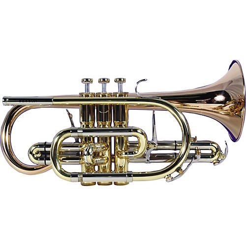 Besson BE928 Sovereign Series Bb Cornet Silver