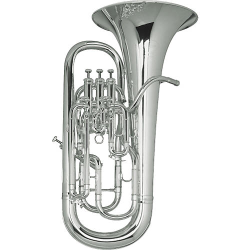 Besson BE967 Sovereign Series Silver Compensating Euphonium