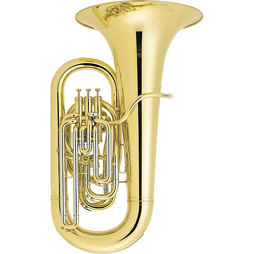 Besson BE981 Sovereign Series Compensating EEb Tuba Lacquer