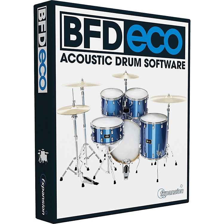 Fxpansion BFD Eco Software Instrument