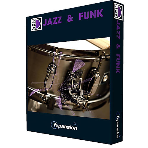 Fxpansion BFD Jazz Funk
