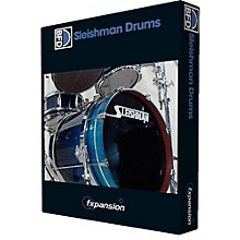 Fxpansion BFD Sleishman Drums