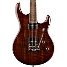 Ernie Ball Music Man BFR Luke III HH Claro Walnut Electric Guitar