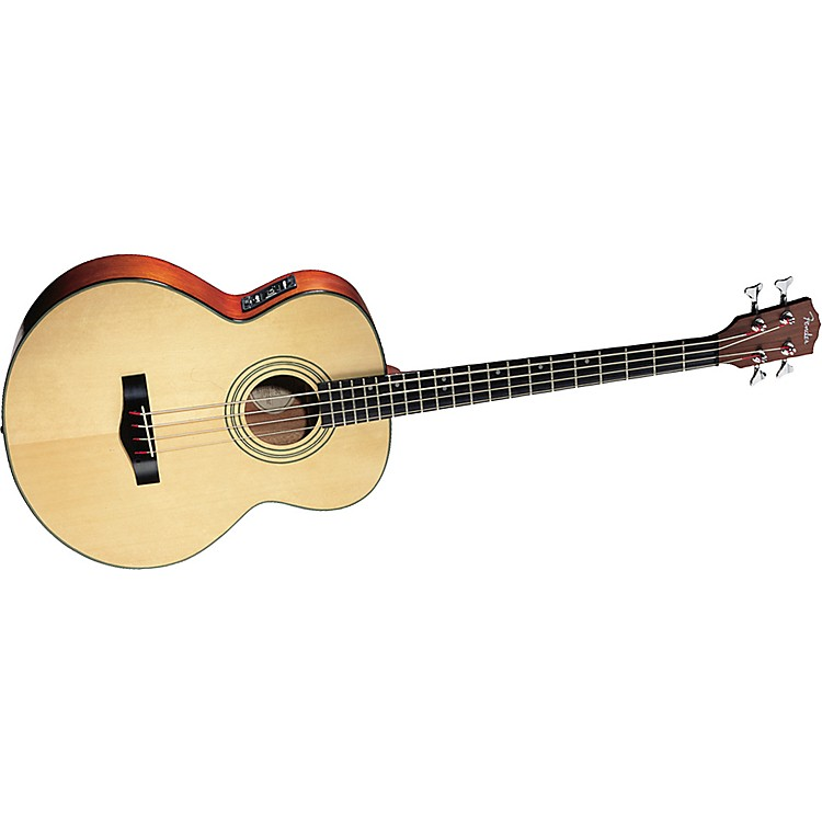 Fender BG-32 Acoustic/Electric Bass Guitar