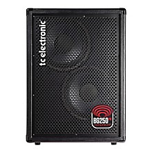 TC Electronic BG250-210 250W 2x10 Bass Combo with 2 TonePrint Slots Black