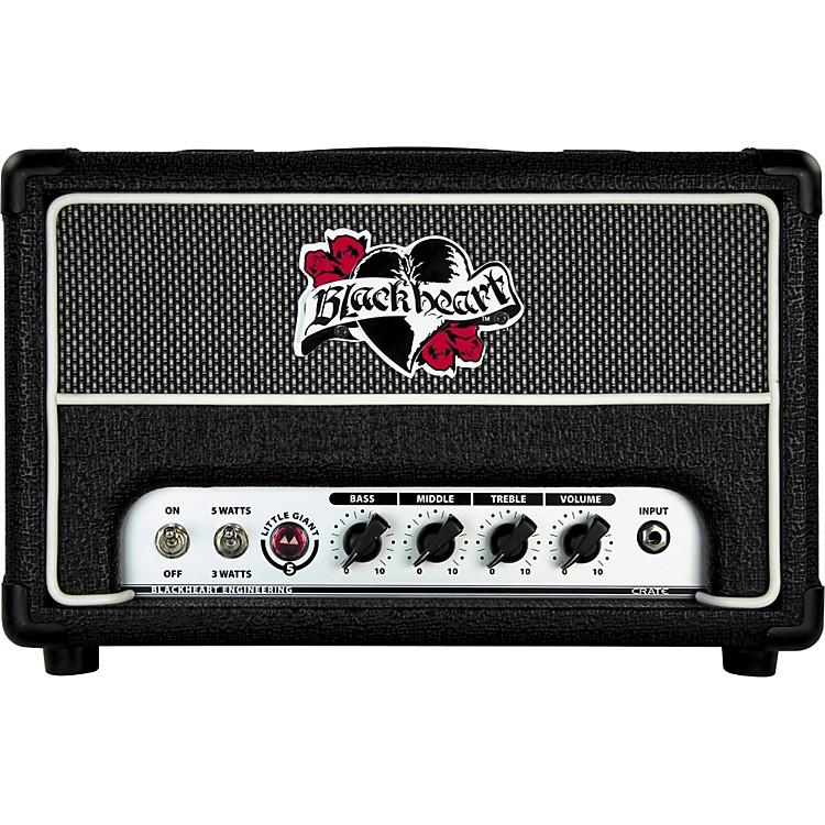 BlackheartBH5H Little Giant 5W 120V Tube Guitar Amp Head