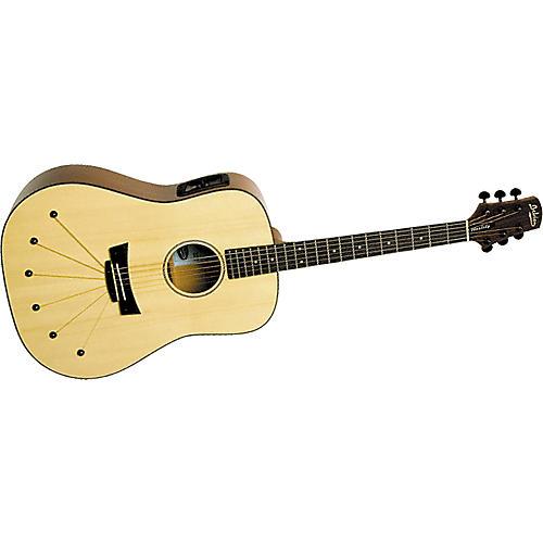 Babicz BLEM ID-DMH-06E Dreadnought Acoustic Electric Guitar-thumbnail