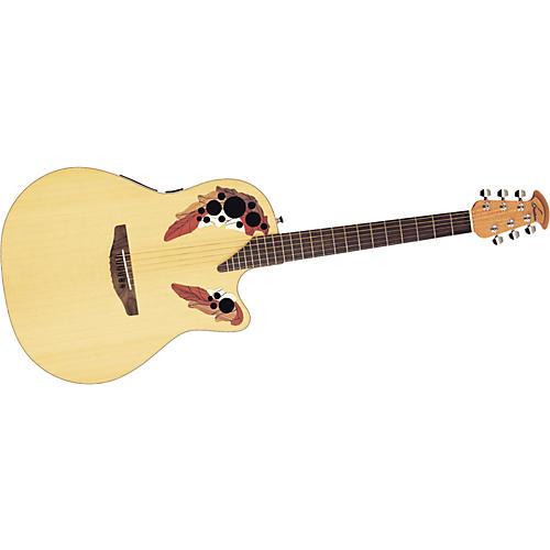 Ovation BLEM S778-4 Acoustic Guitar-thumbnail