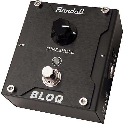 randall bloq dynamic noise gate guitar pedal musician 39 s friend. Black Bedroom Furniture Sets. Home Design Ideas