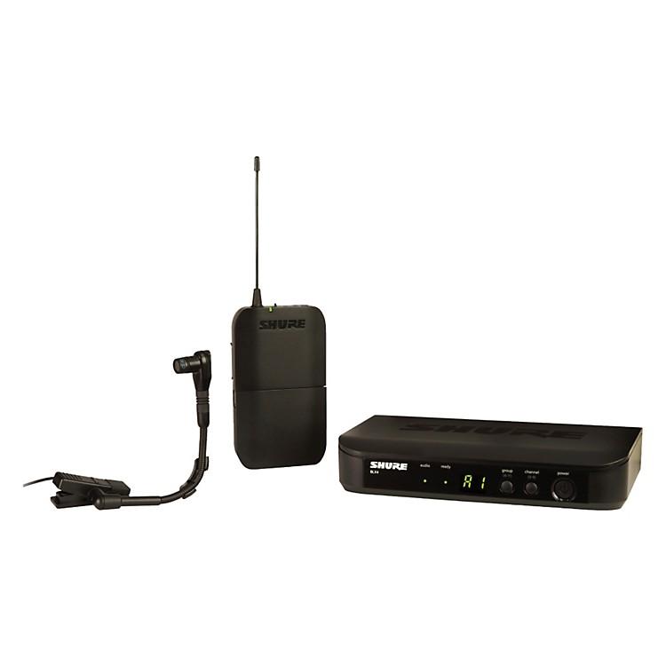ShureBLX14/B98 Wireless Horn System with WB98H/C Cardioid Condenser Micfrequency K12