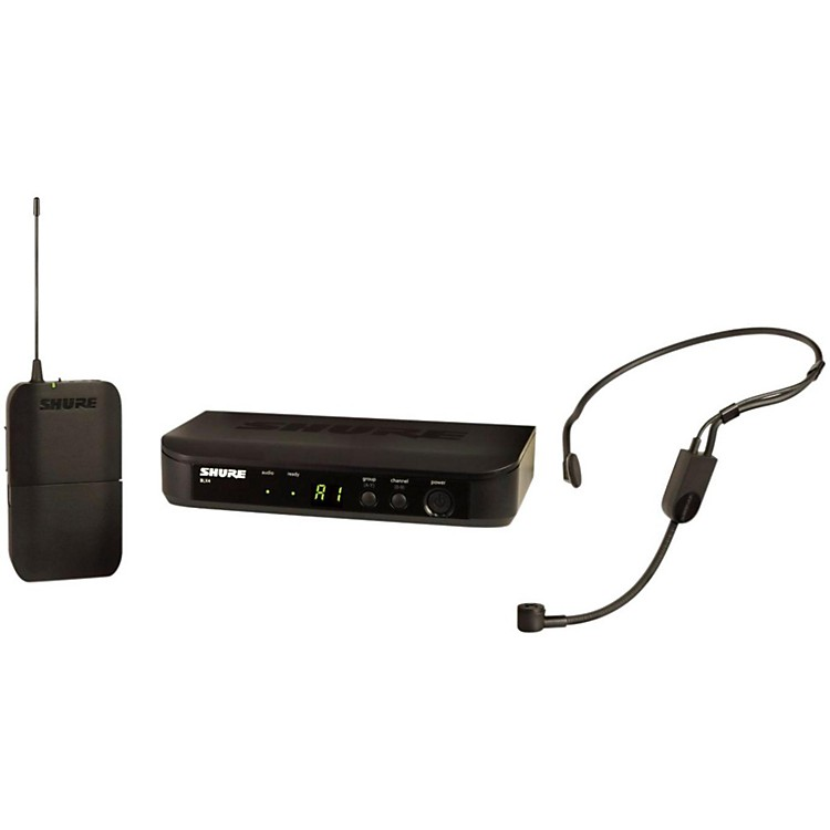 ShureBLX14 Headset System with PGA31 Headset microphoneFrequency M15