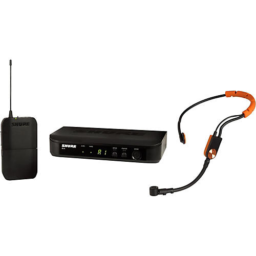 Shure BLX14 Headset System with SM31 Headset Microphone-thumbnail