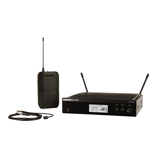 Shure BLX14R/B98 Wireless Horn System with Rackmountable Receiver and WB98H/C Band K12