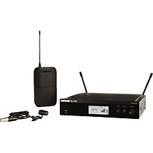 Shure BLX14R/W85 Wireless Lavalier System with WL185 Cardioid Lavalier Mic