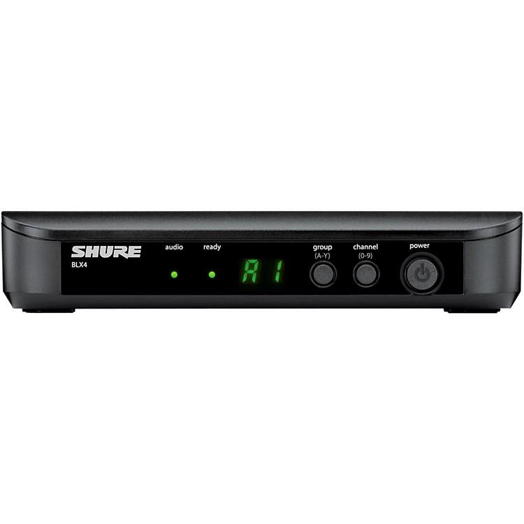 ShureBLX4 Wireless Receiverfrequency M15