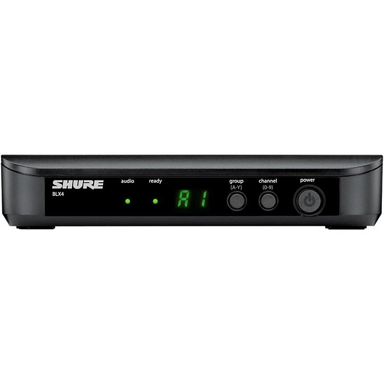 ShureBLX4 Wireless Receiver