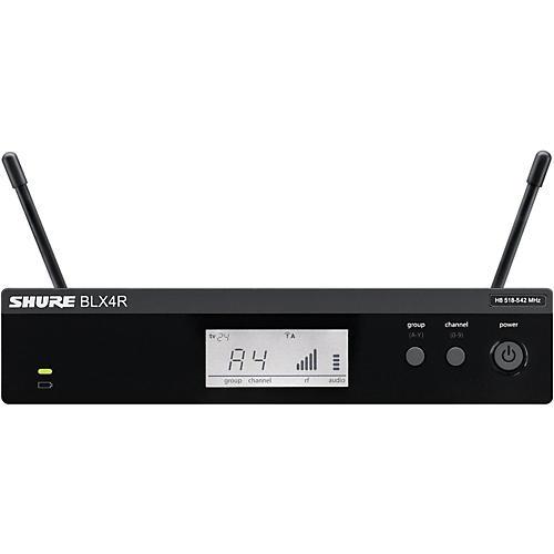 Shure BLX4R BLX Rackmountable Wireless Receiver-thumbnail