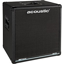 Acoustic BN112 400W 1x12 Compact Bass Speaker Cabinet