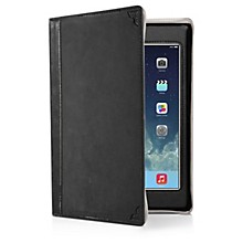 Twelve South BOOKBOOK BLACK HARDBACK LEATHER CASE & DISP STAND FOR IPAD AIR