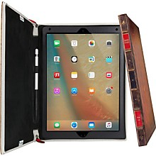 Twelve South BOOKBOOK IPADPRO 12.9 RUTLEDGE LEATHER CASE & EASEL FOR IPAD PRO