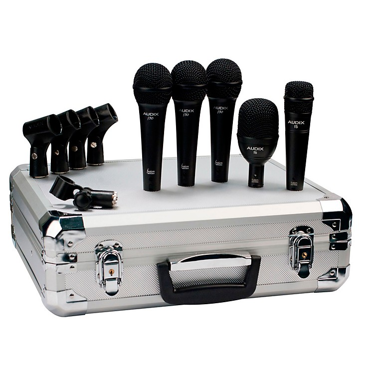 Audix BP5F 5-Piece Band Microphone Pack