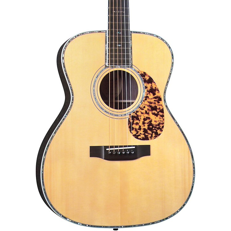 BlueridgeBR-183A Adirondack Top Craftsman Series 000 Acoustic GuitarNatural