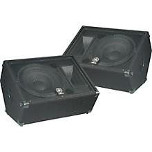 """Yamaha BR15M 15"""" 2-Way Monitor Pair"""