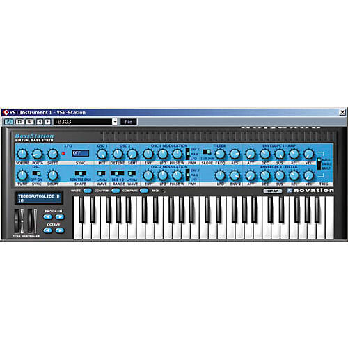 Novation BST001 Bass Station