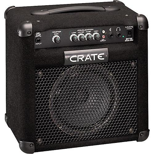 Crate BT15 Bass Combo-thumbnail