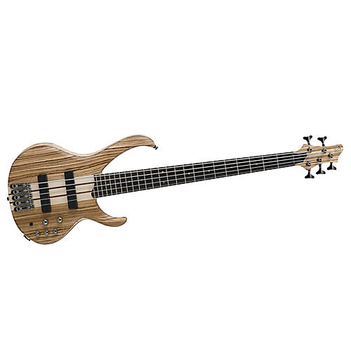 Ibanez BTB675ZW 5-String Electric Bass-thumbnail