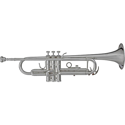 Blessing BTR-1278 Series Student Bb Trumpet BTR-1278S Silver