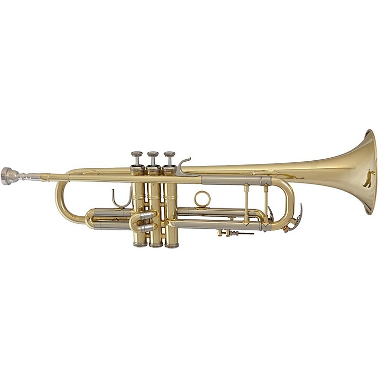 Blessing BTR-1580R Professional Reverse Tuning Slide Series Bb Trumpet BTR-1580R Lacquer Reverse Tuning Slide