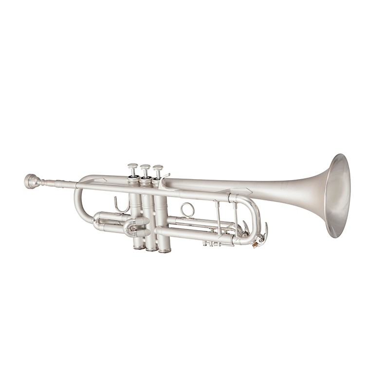 Blessing BTR-1580RB Classic Series Bb Trumpet BTR-1589RBS Silver Reverse Leadpipe