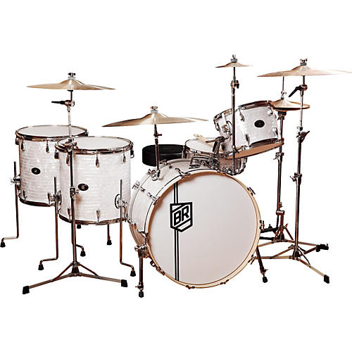 Buddy Rich Drum Company BUDDY RICH SIGNATURE 5PC SHELL PACK