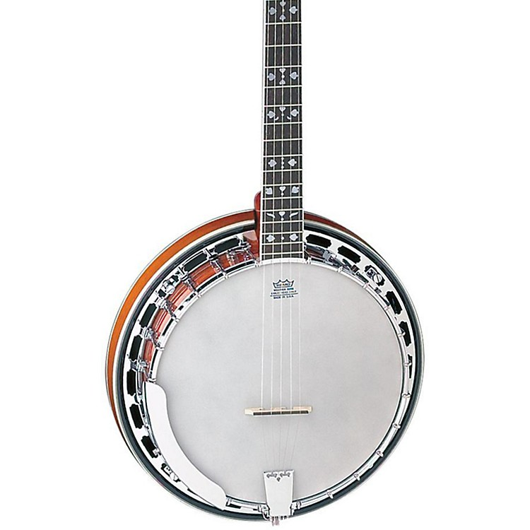 Dean BW5 Backwoods 5-String Banjo Gloss Natural