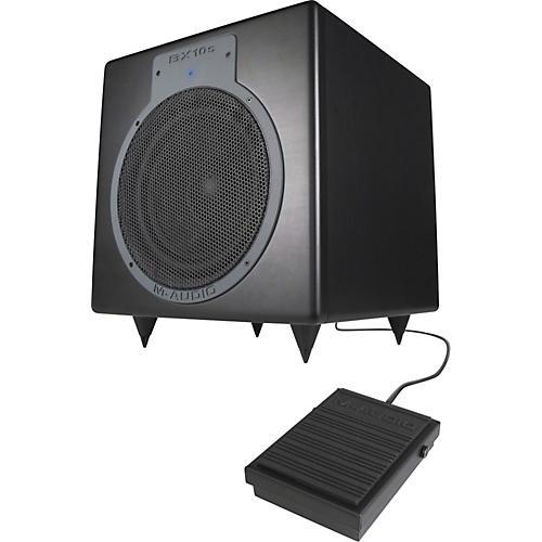 m audio bx10s active subwoofer musician 39 s friend. Black Bedroom Furniture Sets. Home Design Ideas